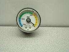 SMC Vacuum Gauge -760-0 mmHg, R1/4
