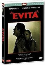 EVITA (1996) Madonna, Alan Parker NEW WORLDWIDE REGION FREE DVD NTSC (UK SELLER)