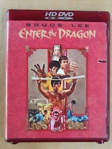 Enter the Dragon - Bruce Lee  HD DVD like new