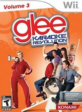 Karaoke Revolution Glee: Volume 3 Bundle Nintendo Wii