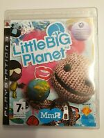 LittleBigPlanet (Sony PlayStation 3, 2008) - Francais Edition