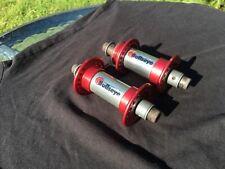 BMX old school bullseye hubs