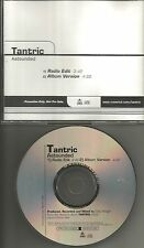 Days of the New TANTRIC Astounded  RARE 1st VERSION w/RARE EDIT PROMO CD single