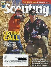 SCOUTING MAGAZINE,MAY-JUNE 2013 ISSUE-HOMESICKNESS,BEAR ATTACK,SHAPE-UP,FISHING