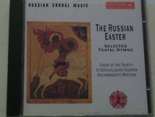 Russian Choral Music - The Russian Easter; Festal Hymns