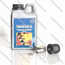 Volvo AWD oil filter 30787687 + VOLVO OIL FOR AWD 31367940