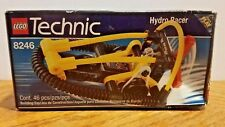 LEGO Set 8246 Technic Hydro Racer 2 In 1 new In Sealed Box 1999