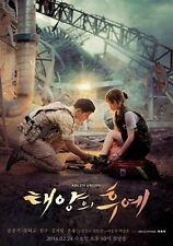 KOREAN DRAMA DESCENDANTS OF THE SUN ENGLISH SUBS