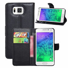 HOUSSE ETUI COQUE CUIR LUXE PORTEFEUILLE A RABAT SAMSUNG GALAXY NOTE 4