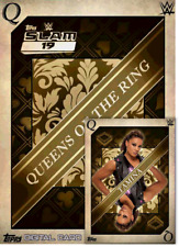 2019 QUEENS OF THE RING WAVE 2 TAMINA Topps WWE Slam Digital