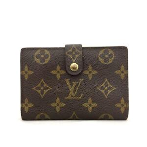 Louis Vuitton Monogram Porte Monnaie Billets Viennois Bifold Wallet /70969