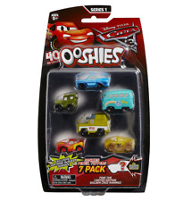 NEW DISNEY CARS 3 OOSHIES SERIES 1 PENCIL TOPPERS 7 PACK - 76460
