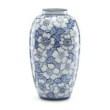 Lenox Painted Indigo 9.5IN Tall Vase