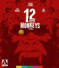 12 MONKEYS NEW BLU-RAY DISC