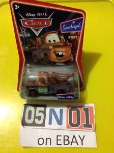 Disney Pixar Cats Supercharged Mater Die-Cast Car. Mattel. New (FB01)