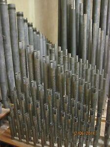 1929 Original UNC Chapel Hill Hill Hall Organ V Mixture Small Pipes 105 Left