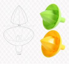 Plastic Fruit 2016 Press Juice Squeezer Juicer Lemon Manual Hand Citrus