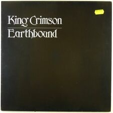 "12"" LP - King Crimson - Earthbound - K6619 - cleaned"