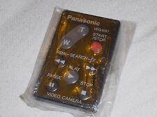 PANASONIC ORIGINAL VEQ1697 REMOTE CONTROLLER WIRELESS REMOTE NV RX VX SX RANGE