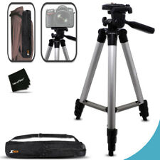 Durable Pro Series 60 inch Tripod for Fuji Finepix X-A1, X-S1 X100S X100 X20 X10