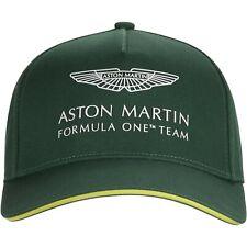 Aston Martin F1 Formula 1 Team 2021 Official Team Hat Green