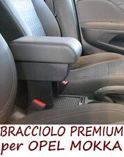 Bracciolo Premium per OPEL MOKKA - MADE IN ITALY -appoggiagomito-poggiabraccio-@