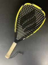 Ektelon Powerring Freak Racquetball Racquet Xs Grip Good Condition Yellow