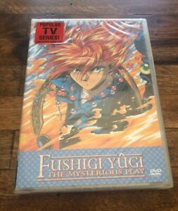 Fushigi Yugi - Mysterious Play Volume 3 Anime DVD Brand New and Sealed