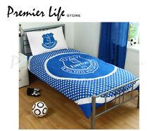 Everton Reversible Single Duvet Set Bullseye