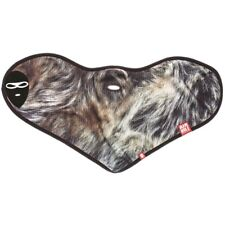 Airhole Ski and Snowboard Mask S2 Fur Print NEW