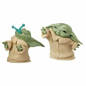 """Star Wars the Mandalorian Bounty collection Frog & Force  2.5"""" CASE FRESH cond."""