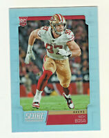 2019 Panini Chronicles SCORE UPDATE SILVER PRIZM #455 NICK BOSA RC Rookie 49ers