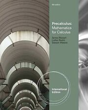 Precalculus: Mathematics for Calculus, 6E by Stewart, Watson (9780840068866)