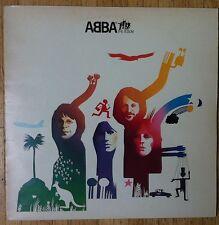 ABBA The Album LP/ITALIAN