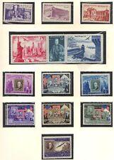 SAN MARINO MONACO PHILIPPINE NEW CALEDONIA LIBERIA GERMANY MEXICO GREECE 1940-60