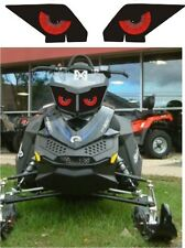 SKI DOO BRP REV XP XM XR Z SUMMIT RENEGADE FREERIDE HEADLIGHT  DECAL STICKER 12