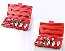 20pc Hex Bit Socket Set Metric & SAE Allen Wrench Tools