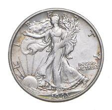Better 1943-S - US Walking Liberty 90% Silver Half Dollar Coin Set Break *223