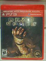 Dead Space (Sony PlayStation 3, 2008) PS3 Greatest Hits