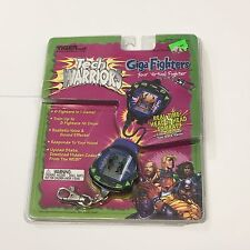 Tiger Giga Fighters Tech Warriors Virtual Fighter Sealed NEW