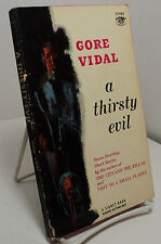 A Thirsty Evil by Gore Vidal - Signet s1535