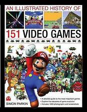 The Illustrated History of 151 Videogames, Simon Parkin, Very Good Book
