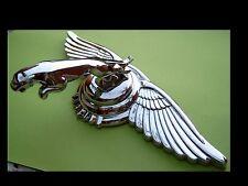 Hauben-Figur Kühlerfigur Emblem chrom hood ornament bonnet mascot sticker Jaguar