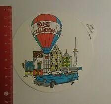 Aufkleber/Sticker: Ritter Balloon (27091684)