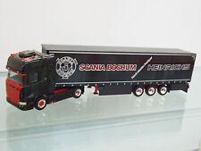 """'herpa 306669 – Scania R TL Tende di Trattori Heinrichs """""""