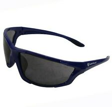 Smith & Wesson 110158 Major Shooting Glasses Blue Frame Smoke Lens