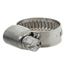 "German Style Hose Clamp  min to max 13-23mm/ 0.51-0.90"" 316 Stainless Steel"