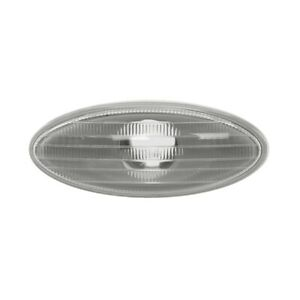 Turn Signal Lamp Side Marker White Light Shell For Nissan Qashqai Micra Cube