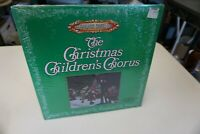 A Golden Hour of The Christmas Children's Chorus LP Factory Sealed