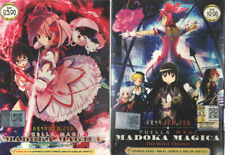 Anime DVD Puella Magi Madoka Magica Vol.1-12 End + 3 Movie English Dubbed